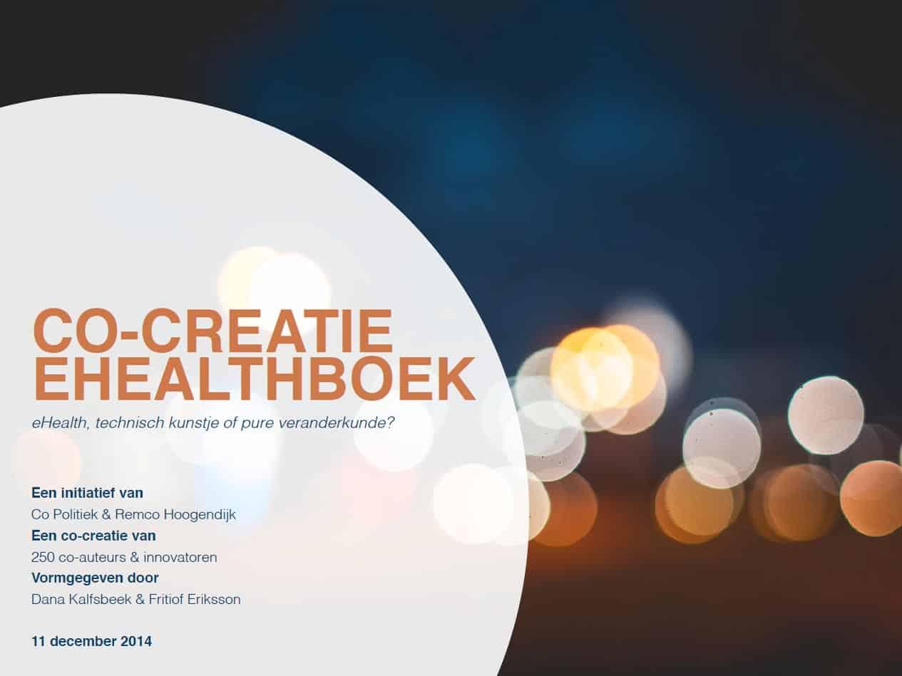 Co-creatie eHealthboek